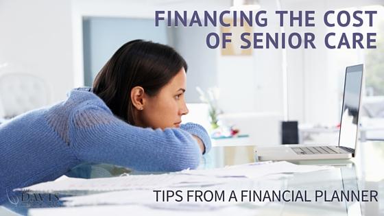 Financing senior care