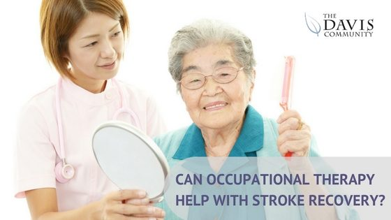 Can occupational therapy help with stroke?