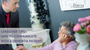 With a little patience and skill, it's possible to maintain communication with your loved one suffering from dementia.