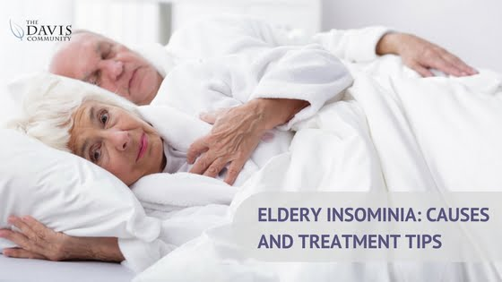 Insomnia in the elderly