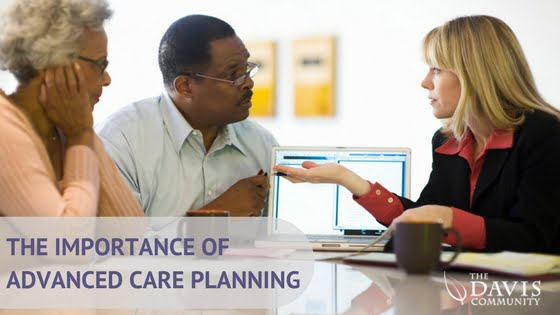 Advance care planning benefits both you and your loved ones. Here's what you need to know.