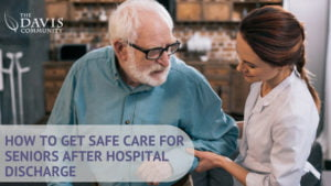 Get your senior loved one the safe care they need at home.
