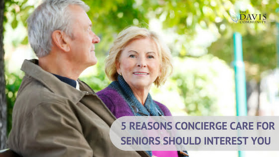 Concierge Care for Seniors can help you and your loved with daily living