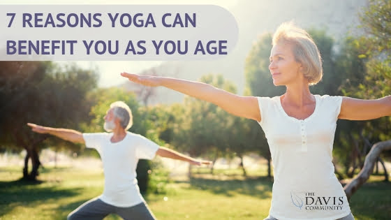 7 Reasons Yoga Can Benefit Seniors