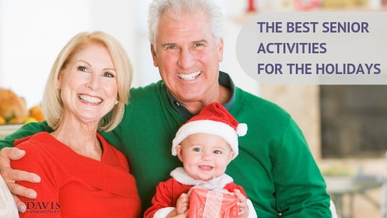 Here are seven things the whole family can do to enjoy the holidays!