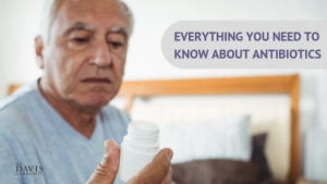 What you should know before taking antibiotics.