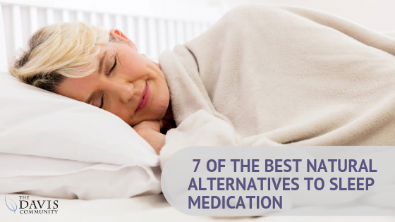 Having trouble sleeping? Here are some alternatives to sleep medication.