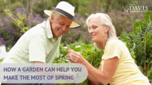 Learn the health benefits gardening can bring!
