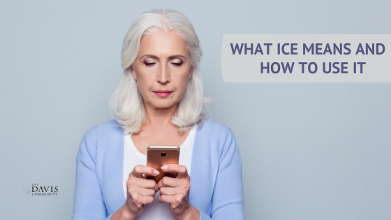 What ICE Means and How to Use It