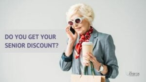 Here are some ways seniors can save money with discounts