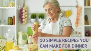 Here are some simple recipe ideas for your next dinner!